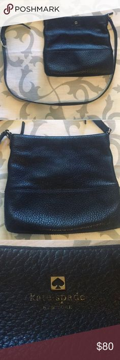 Kate Spade Leather Cora Southport Avenue Crossbody The perfect crossbody bag!! This bag is used but it's still in great condition! I've pointed out some wear marks above..there is wear marks on the straps of the bag but it's still durable and a great bag to use!! Strap is adjustable! Pebbled leather size: 10.5″ W x 10″ H x 1″ D can't be bundled! kate spade Bags Crossbody Bags