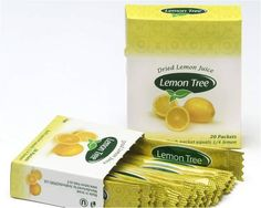Lemon Tree is a lemon powder made from fresh lemons that have been uniquely dried in order to maintain the fresh taste and aroma of lemon. The product is preservative free and contains no artificial ingredients or sweeteners.