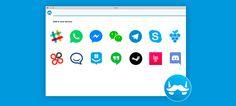 Ver Franz: todas las aplicaciones de mensajería que utilizas en un solo lugar