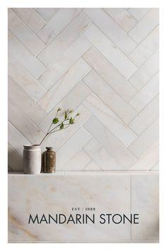 Honed Marble, Marble Tiles, Tiling, Kitchen Tiles Design, Kitchen Wall Tiles, New Bathroom Ideas, Bathroom Inspiration, Loft Bathroom, Small Bathroom