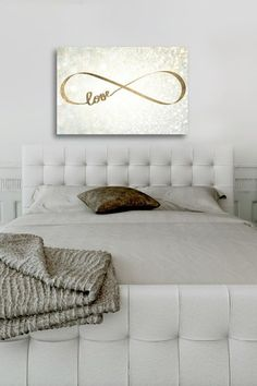 Oliver Gal Sparkle Love Canvas Art by Oliver Gal Gallery on @HauteLook