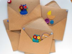 Selection of 3 x 3.99 OR 4 x 2.99 Cards  Card by HandmadeByZiuzs