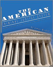 The American Criminal Justice System: A Concise Guide to Cops, Courts, Corrections, and Victims(Second Edition) By James Windell  This text gives students an overview of the American version of justice. The book discusses the problems and challenges faced by the system and dispels some of the myths about criminal justice that students bring to class with them. American Version, Criminal Justice System, Social Science, Cops, Trials, The Book, Books To Read, Students, Challenges