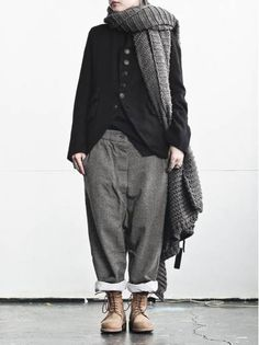 WOMEN :: CLOTH :: TROUSERS :: MARIA TURRI Plaid Pants
