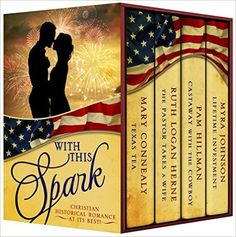 Giveaway at Overcoming With God: With This Spark by Four award-winning authors #BookGiveaway