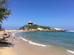 A Quick Visit to Colombia's Caribbean Coast – melissathewanderer Honeymoon Trip, Santa Marta, Beach Town, Caribbean, Coast, Explore, Water, Outdoor, Colombia