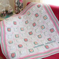 Battaniyem bitti yumuşacık oldu diye pofidik battaniye koydum adını ☺ Gönderime hazır durumdadır bilgi için dm den ulaşabilirsiniz (ip Himalaya everyday bebe lüks, tığ 2,5mm) #örgü#tığişi#tigisi#elisi#elişi#knit#knitting#knitter#knittersofinstagram#crochet#crocheting#crochetlover#crochetaddict#yarn#yarnaddict#battaniye#bebekbattaniyesi#blanket#babyblanket#sipariş#siparişalınır#ceyiz#ceyizhazirligi#çeyiz#çeyizhazırlığı#ceyizönerisi#çeyizönerisi#order