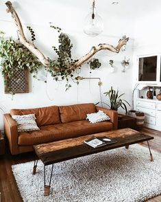 9 Inspiring Cozy Apartment Decor on Budget 2019 This natural tones and materials just so beautiful ! My apartment goals! The post 9 Inspiring Cozy Apartment Decor on Budget 2019 appeared first on Sofa ideas. Home Living Room, Interior Design Living Room, Living Room Designs, Living Room Decor, Interior Decorating, Living Walls, Design Interiors, Diy Interior, Interior Modern