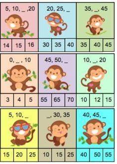 Preschool Learning, Teaching Math, Preschool Activities, Math Games For Kids, Work Activities, Math School, School Games, Basic Math Worksheets, Winnie The Pooh Drawing