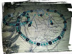Turquoise Necklace, Jewelry, Jewlery, Jewerly, Schmuck, Jewels, Jewelery, Fine Jewelry, Jewel