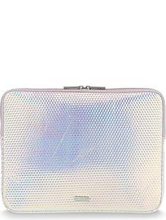 350b055db4a SKINNY DIP Druzy metallic 13   laptop case