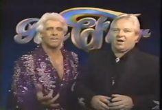 Ric Flair and Bobby Heenan