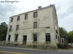 The Old Mill, Allentown, NJ. Built 1855. Discover more history at www.thehistorygirl.com