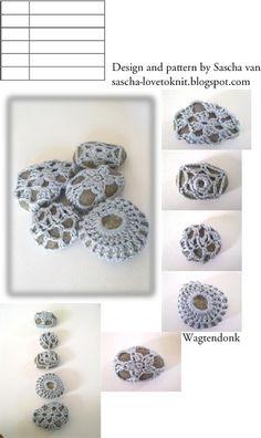 Crochet Stone Pattern
