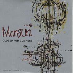 "For Sale - Mansun Closed For Business E.P. UK Promo  CD single (CD5 / 5"") - See this and 250,000 other rare & vintage vinyl records, singles, LPs & CDs at http://eil.com"