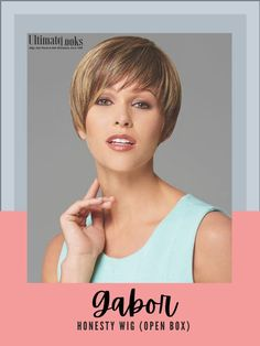 Featuring the Kanekalon Excelle 100% Polyester Heat -Friendly Fiber which can be curled or straightened with thermal styling tools. The synthetic hair fibers of this wig can withstand heat up to 320º Fahrenheit. #hairstyles #hairdo #hairoftheday #styleinspo #styles