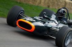 Proud to be part of the extended BRM family, my personal favourite, the BRM 126