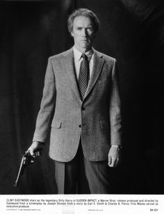 Image detail for -Clint Eastwood In 'Sudden Impact'