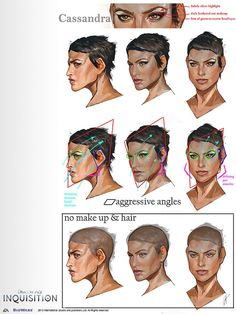 New ideas for concept art characters character design references dragon age Character Concept, Character Art, Concept Art, Character Profile, Poses, Drawing Expressions, Dragon Age Inquisition, Character Design References, Art Studies