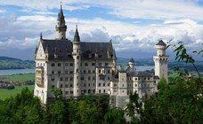 Castelos de sonhos pela Europa: Castelo de Neuschwanstein, o palácio da Bela Adormercida