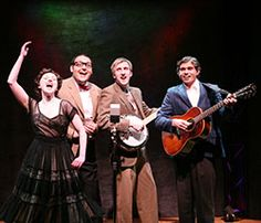 The Lonesome Travelers in Concert, Courtesy of Lobero Theatre   http://sbseasons.com/blog/get-full-and-folky-this-memorial-day-with-the-lonesome-travelers-in-concert  #sbseasons