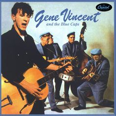 Gene Vincent and The Blue Caps - Selftitled (1st Album US 1957)