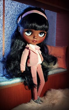 Naomi models our Ryden inspired Pee Wee suit by Tiny Haus! Loves. | por ellewoods2007