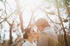 A BLUE MOUNTAINS WEDDING: ROSE   PETE