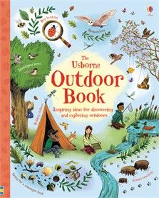 The Usborne outdoor book - NEW FOR JUNE 2016