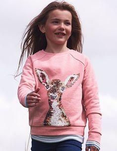 Sweatshirts & Fleeces | Girls 1½-12yrs - ‹ Exit sale | Boden