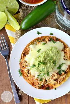 Crock Pot Ranchero Chicken Recipe {Paleo, Whole30, Gluten-Free, Clean Eating}