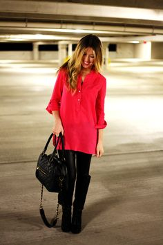 Tunic, Boots and Leggings
