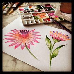 Flowers by @marinabarbato