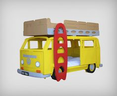 VW Camper Van Kids B
