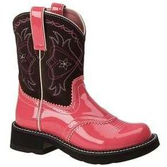 Discount Fat Baby Boots | Ariat Fatbaby Patchwork - Women's ...