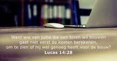 Lucas 14:28 - dailyverses.net