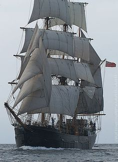 Armada de Rouen 2008 : clins d'oeil sur les éditions précédentes - Le Kaskelot Par Jean-Francois  Par Jean-François