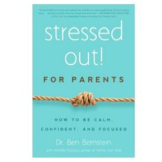 BOOK SUMMARY: STRESSED OUT! FOR PARENTS: When many things demand my time and energy, I can easily become stressed. This book helped me not only understand stress and why it occurs, but also helped me to find constructive and healthy things to do right in that moment so that I can keep my cool and calm down.