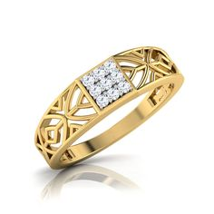 Cheap Wedding Rings, Mens Diamond Wedding Bands, Mens Gold Rings, Tungsten Mens Rings, Gold Ring Designs, Engagement Rings For Men, Gold Jewelry, Fine Jewelry, Jewelry Design