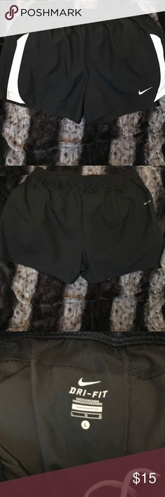 Nike Shorts Women's Nike dri-fit shorts, black, size large Nike Other