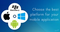 How to choose the Best Platform for your #Mobile Apps