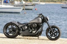 "Harley ""Ex Cross Bones"" by Rick's Motorcycles"