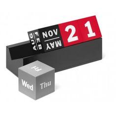 El 2015 a punto de empezar… ¡Y tú todavía sin calendario! En la #LibreríaMPM puedes hacerte con este calendario perpetuo de la Colección MoMA NY.