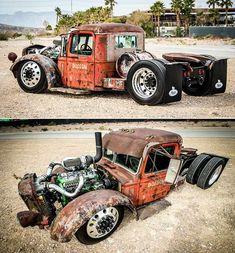 rat rod trucks and cars Rat Rod Pickup, Chevy Pickup Trucks, Lifted Ford Trucks, Truck Drivers, Dually Trucks, Hot Rod Trucks, Cool Trucks, Big Trucks, Semi Trucks
