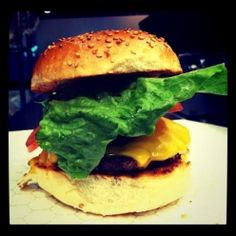 Burger by Just Burgers in Astoria NY