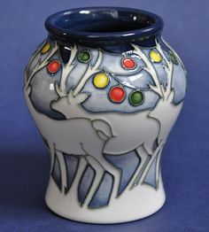 Moorcroft Designs Gallery | Collecting Moorcroft Pottery