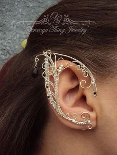 Pair of elf ear cuff