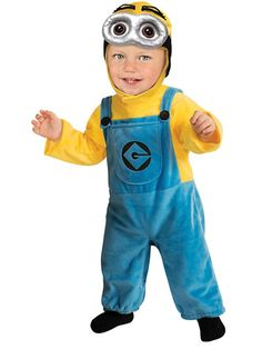 Despicable Me Minion Halloween Costume http://www.ivillage.com/movie-halloween-costumes-kids/6-a-549476?cid=tw|10-15-13