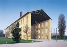 Ex area industriale Barilla: il recupero