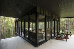 Gallery of La Cache / Nathalie Thibodeau Architecte - 2